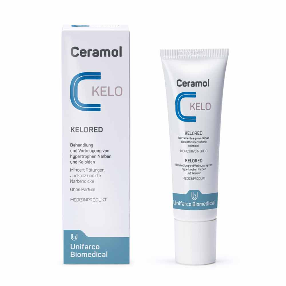 Ceramol KELOred
